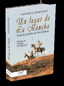 Libro sobre los misterior de La Mancha. Editoriales de misterio