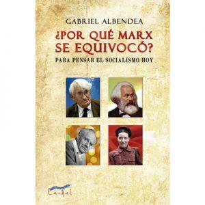 Libro Marx tienda