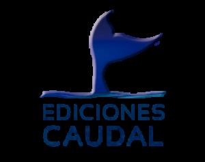 Logotipo de Editorial Caudal. Editoriales de misterio