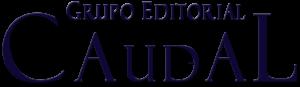 Logo Grupo Editorial Caudal. Editoriales de misterio
