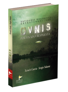 Libro OVNIS de Editorial Caudal. Editoriales de misterio