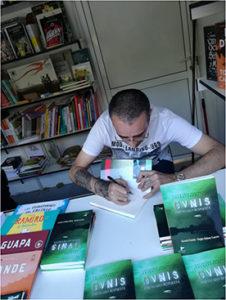 Ediciones Caudal en la Feria del Libro de Madrid